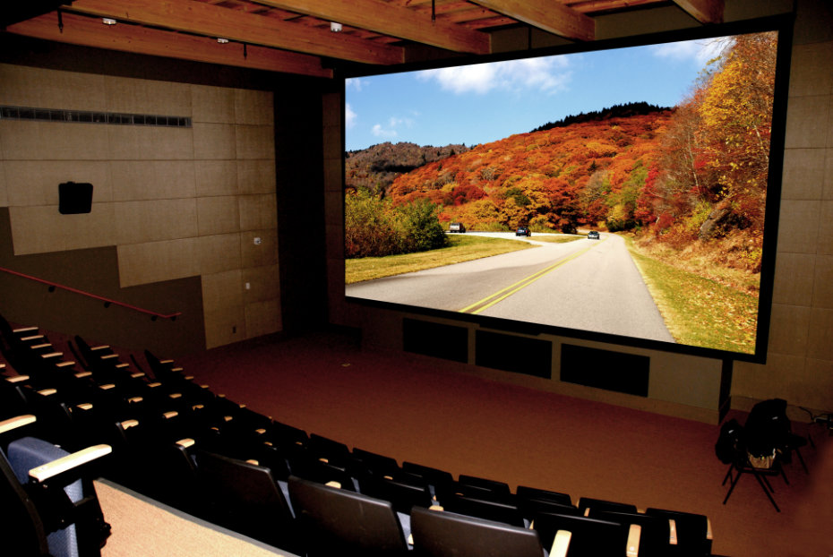 ORIENTATION FILM AND THEATER